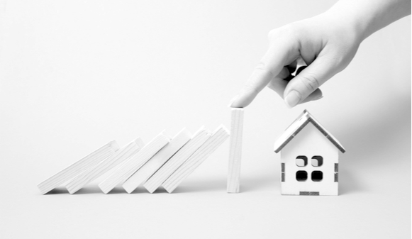 property chain domino effect